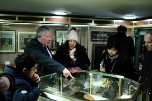 1. Kev Museum Tour